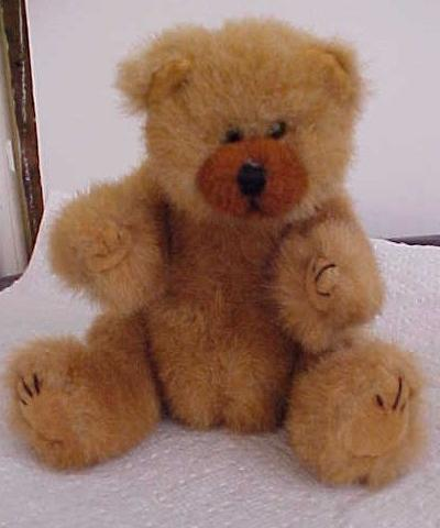 Ty Beanie Baby Attic Treasure 1993 Cody the Light Brown Bear (8.5) Jointed 923dba911a3