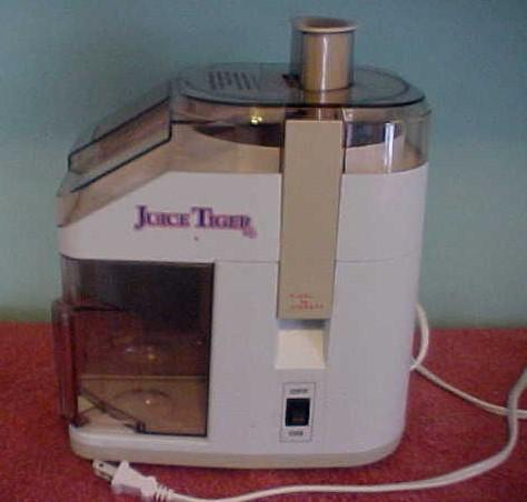 D Amp J Antiques Juicer Tiger Deluxe Amazing Discoveries